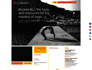 franzandrini.com screenshot