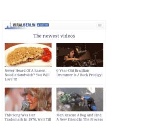 franzosischer-kirschkuchen-einmal-anders.viralberlin.com screenshot