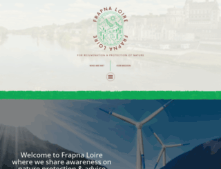 frapna-loire.org screenshot