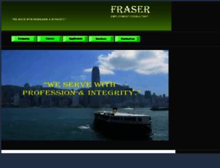 fraser.com.hk screenshot