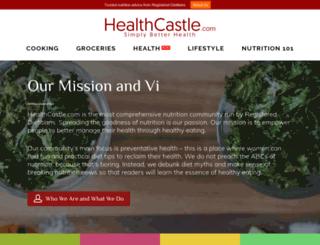 fraservalley.healthcastle.com screenshot