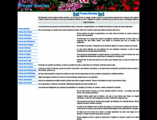 frasesbonitas.es screenshot