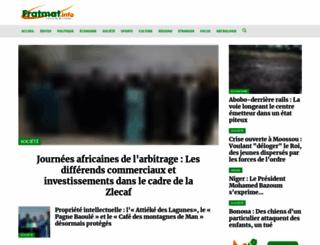 fratmat.info screenshot