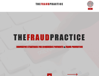 fraudpractice.com screenshot