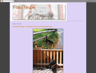 frauteupe.blogspot.com screenshot