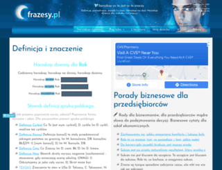 frazesy.pl screenshot
