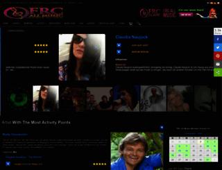 frc-all-music.com screenshot