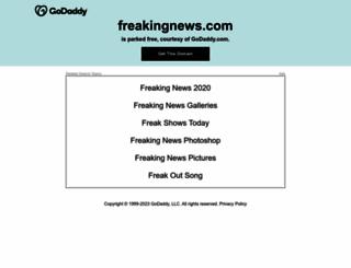 freakingnews.com screenshot