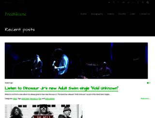 freakscene.net screenshot
