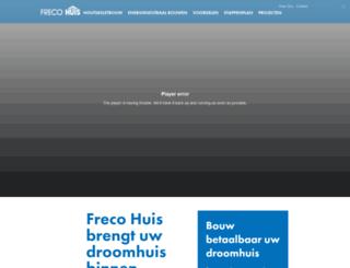 frecohuis.nl screenshot