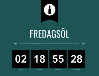 fredagsol.pineberry.com screenshot