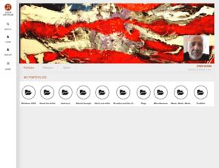 fredbudin.com screenshot