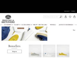 freddelabretoniere.com screenshot