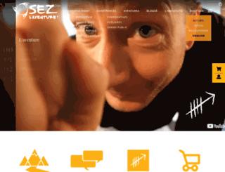 fredericdion.com screenshot