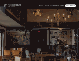 fredericksburgrealty.com screenshot