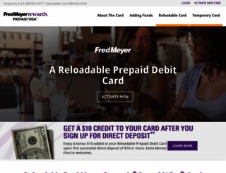 fredmeyerprepaid.com screenshot