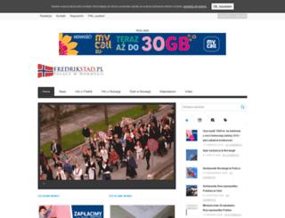 fredrikstad.pl screenshot