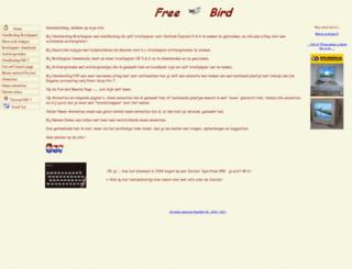 free-bird.nl screenshot