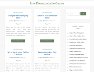 free-downloadable-games.org screenshot
