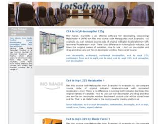 free-ex4-to-mq4.lotsoft.org screenshot