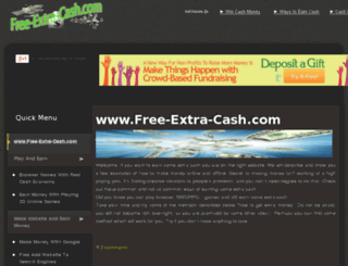 free-extra-cash.com screenshot