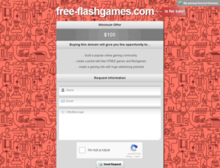 free-flashgames.com screenshot
