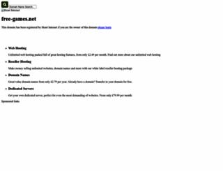 free-games.net screenshot