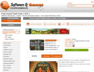 free-grand-theft-auto-gta.10001downloads.com screenshot