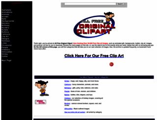 free-graphics.com screenshot