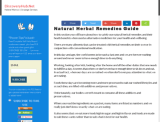 free-health-guide.com screenshot