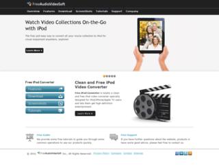 free-ipod-converter.com screenshot