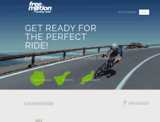 free-motion.com screenshot