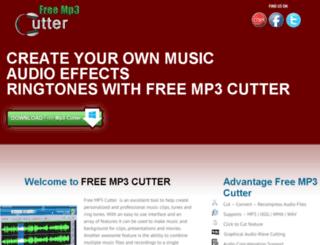 free-mp3-cutter.net screenshot