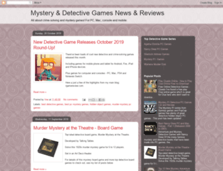 free-mystery-detective-games.com screenshot