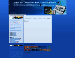 free-nokia-softwares.blogspot.com screenshot
