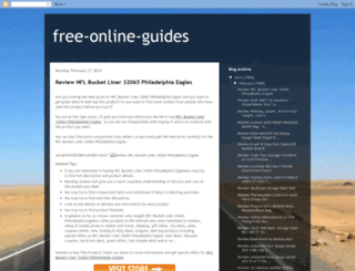 free-online-guides.blogspot.com screenshot