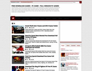 free-pc-game-download.blogspot.in screenshot