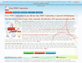 free-pdf-converter.net screenshot
