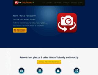 free-photo-recovery.com screenshot
