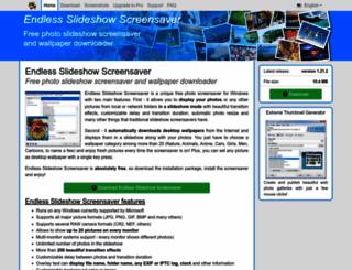 free-photo-screensaver.com screenshot