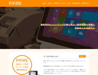 free-posregi.com screenshot