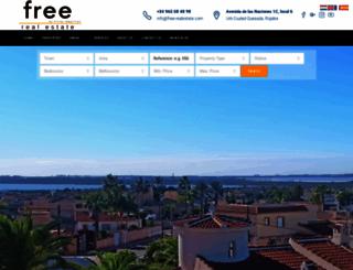 free-realestate.info screenshot