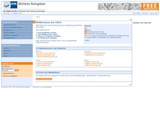 free-ruhrgebiet.de screenshot