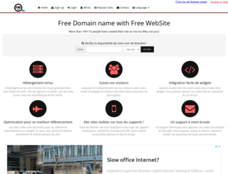 free-serveur.01.ma screenshot