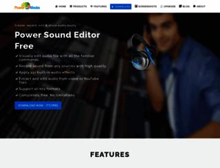 free-sound-editor.com screenshot