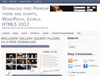 free-theme-scripts.blogspot.com screenshot