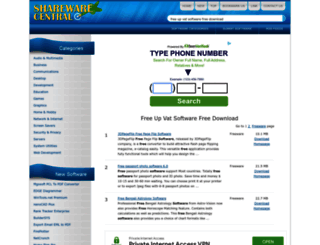 free-up-vat-software-free-download.sharewarecentral.com screenshot
