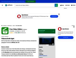 free-video-dub.softonic.de screenshot