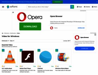 free-wmv-to-avi-converter.en.softonic.com screenshot