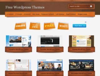 free-wordpress-theme.org screenshot
